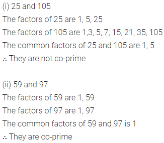 ML Aggarwal Class 6 Solutions for ICSE Maths Chapter 4 Playing with Numbers Check Your Progress 3