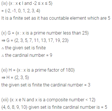 ML Aggarwal Class 6 Solutions for ICSE Maths Chapter 5 Sets Ex 5.2 3