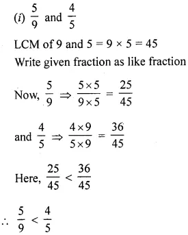 ML Aggarwal Class 6 Solutions for ICSE Maths Chapter 6 Fractions Ex 6.4 13