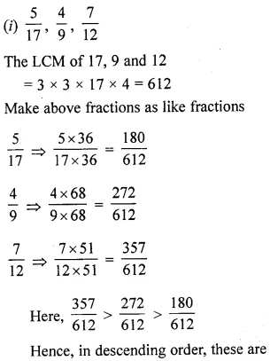 ML Aggarwal Class 6 Solutions for ICSE Maths Chapter 6 Fractions Ex 6.4 18