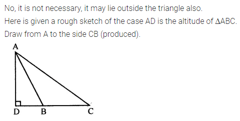 ML Aggarwal Class 7 Solutions for ICSE Maths Chapter 11 Triangles and its Properties Ex 11.1 7