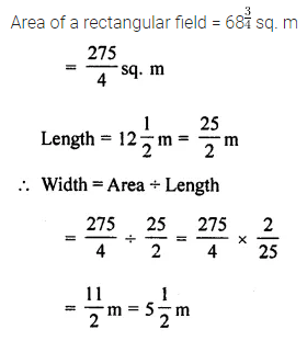 ML Aggarwal Class 7 Solutions for ICSE Maths Chapter 2 Fractions and Decimals Ex 2.4 9