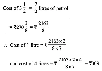 ML Aggarwal Class 8 Solutions for ICSE Maths Chapter 1 Rational Numbers Ex 1.6 10
