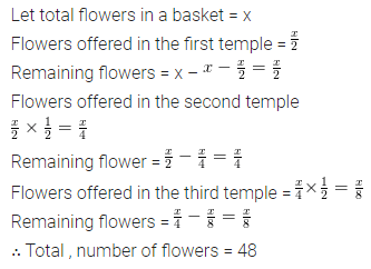ML Aggarwal Class 8 Solutions for ICSE Maths Chapter 12 Linear Equations and Inequalities in one Variable Ex 12.2 21