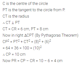 ML Aggarwal Class 8 Solutions for ICSE Maths Chapter 15 Circle Check Your Progress 6