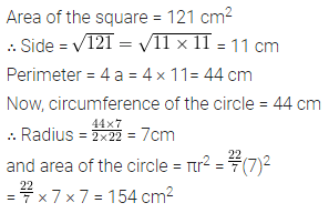 ML Aggarwal Class 8 Solutions for ICSE Maths Chapter 18 Mensuration Ex 18.1 12