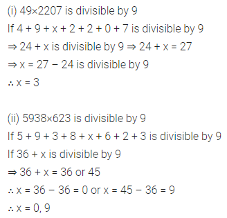 ML Aggarwal Class 8 Solutions for ICSE Maths Chapter 5 Playing with Numbers Ex 5.3 9