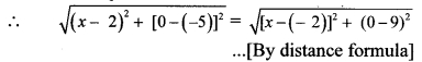 Maharashtra Board Class 10 Maths Solutions Chapter 5 Co-ordinate Geometry Problem Set 5 7