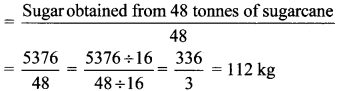Maharashtra Board Class 6 Maths Solutions Chapter 11 Ratio-Proportion Practice Set 29 9