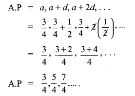 Tamilnadu Board Class 10 Maths Solutions Chapter 2 Numbers and Sequences Ex 2.5 4