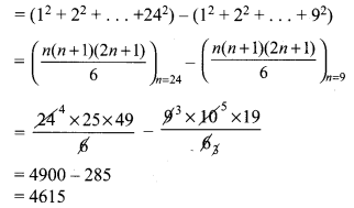 Tamilnadu Board Class 10 Maths Solutions Chapter 2 Numbers and Sequences Ex 2.9 12