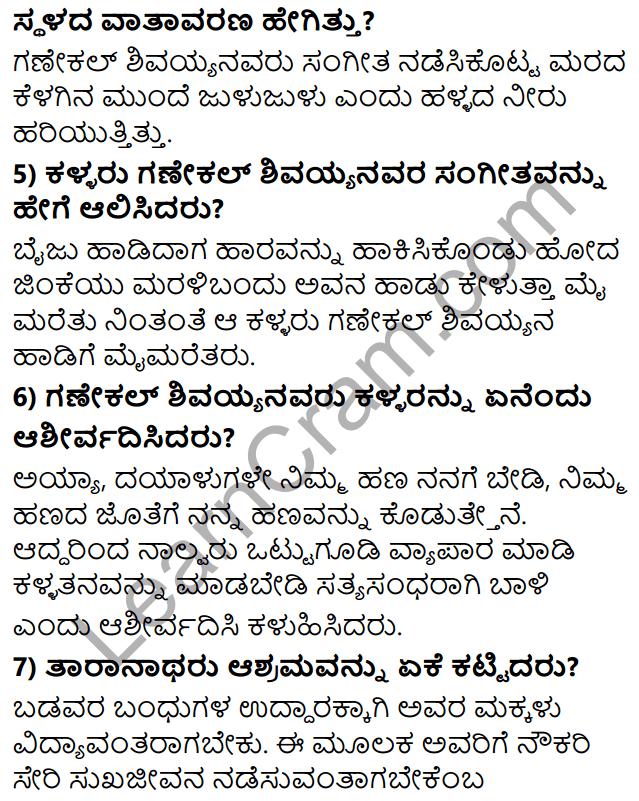 Tili Kannada Text Book Class 8 Solutions Gadya Chapter 6 Parivartan 3