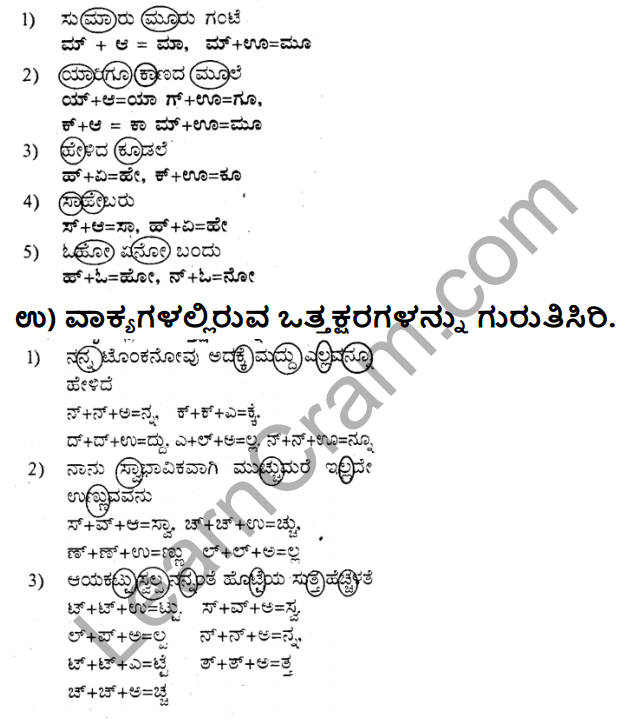 Tili Kannada Text Book Class 8 Solutions Gadya Chapter 8 Asanada Mele Asana 10