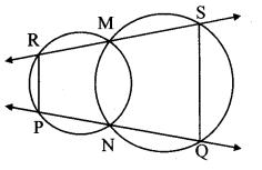 Maharashtra Board Class 10 Maths Solutions Chapter 3 Circle Problem Set 3 43