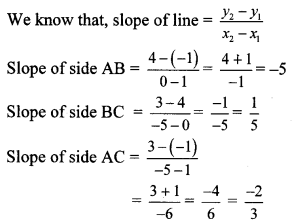 Maharashtra Board Class 10 Maths Solutions Chapter 5 Co-ordinate Geometry Practice Set 5.3 14