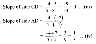 Maharashtra Board Class 10 Maths Solutions Chapter 5 Co-ordinate Geometry Practice Set 5.3 16