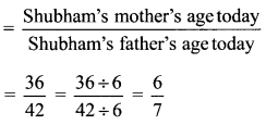Maharashtra Board Class 6 Maths Solutions Chapter 11 Ratio-Proportion Practice Set 28 5