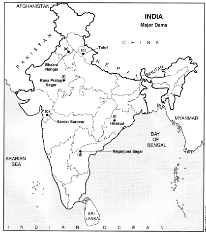 Class 10 Geography Chapter 3 Extra Questions and Answers Water Resources 2