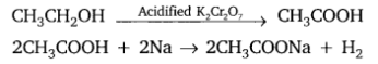 Carbon and its Compounds Class 10 Important Questions Science Chapter 4, 42