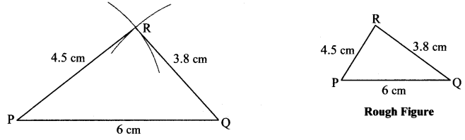 Maharashtra Board Class 7 Maths Solutions Chapter 1 Geometrical Constructions Practice Set 2 3