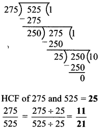 Maharashtra Board Class 7 Maths Solutions Chapter 3 HCF and LCM Practice Set 12 11