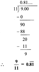 Maharashtra Board Class 9 Maths Solutions Chapter 2 Real Numbers Problem Set 2 12