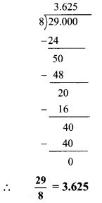 Maharashtra Board Class 9 Maths Solutions Chapter 2 Real Numbers Problem Set 2 15