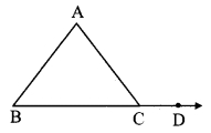Maharashtra Board Class 9 Maths Solutions Chapter 3 Triangles Practice Set 3.1 1