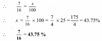 Maharashtra Board Class 9 Maths Solutions Chapter 4 Ratio and Proportion Practice Set 4.1 11