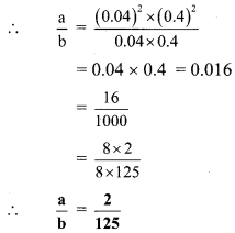 Maharashtra Board Class 9 Maths Solutions Chapter 4 Ratio and Proportion Practice Set 4.2 16