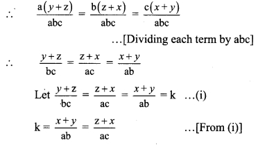 Maharashtra Board Class 9 Maths Solutions Chapter 4 Ratio and Proportion Practice Set 4.4 6