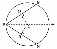 Maharashtra Board Class 9 Maths Solutions Chapter 6 Circle Practice Set 6.2 3