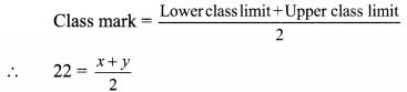 Maharashtra Board Class 9 Maths Solutions Chapter 7 Statistics Practice Set 7.3 11