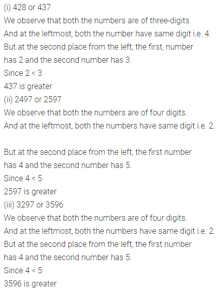 Selina Concise Mathematics Class 6 ICSE Solutions Chapter 1 Number System (Consolidating the Sense of Numberness) 2