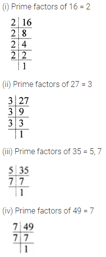 Factors Of 49 : What are the factors of 4?