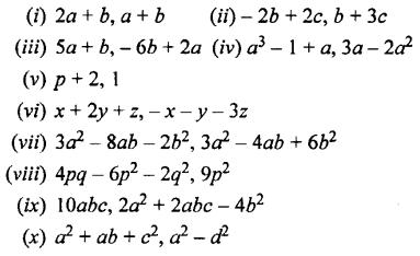 Selina Concise Mathematics Class 7 ICSE Solutions Chapter 11 Fundamental Concepts (Including Fundamental Operations) Ex 11B Q9