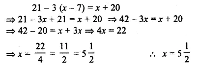 Selina Concise Mathematics Class 7 ICSE Solutions Chapter 12 Simple Linear Equations Ex 12C 78