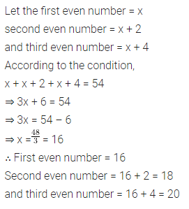Selina Concise Mathematics Class 7 ICSE Solutions Chapter 12 Simple Linear Equations Ex 12D 93