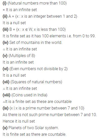 Selina Concise Mathematics Class 7 ICSE Solutions Chapter 13 Set Concepts Ex 13B 8