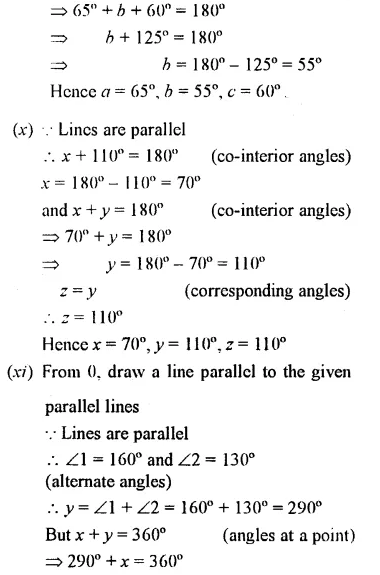 Selina Concise Mathematics Class 7 ICSE Solutions Chapter 14 Lines and Angles Ex 14B 40