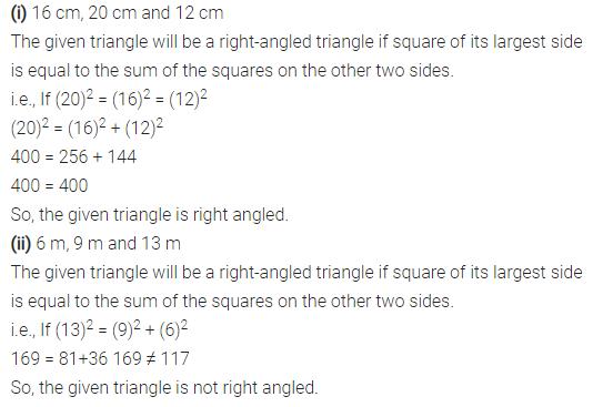Selina Concise Mathematics Class 7 ICSE Solutions Chapter 16 Pythagoras Theorem 4