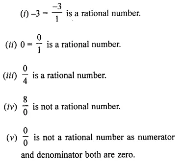 Selina Concise Mathematics Class 7 ICSE Solutions Chapter 2 Rational Numbers Ex 2A 10