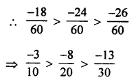 Selina Concise Mathematics Class 7 ICSE Solutions Chapter 2 Rational Numbers Ex 2B 42