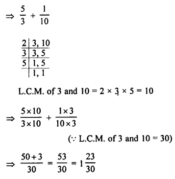 Selina Concise Mathematics Class 7 ICSE Solutions Chapter 2 Rational Numbers Ex 2E 116