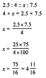 Selina Concise Mathematics Class 7 ICSE Solutions Chapter 6 Ratio and Proportion (Including Sharing in a Ratio) Ex 6B 37