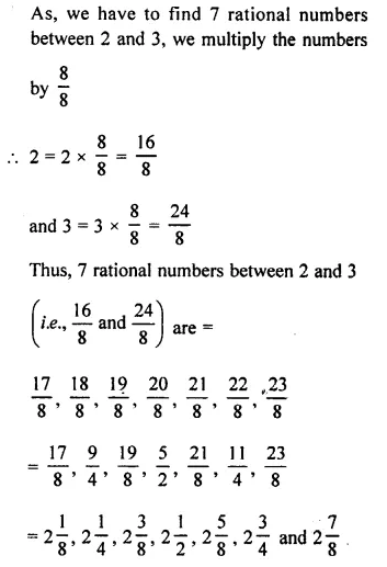 Selina Concise Mathematics Class 8 ICSE Solutions Chapter 1 Rational Numbers EX 1E 126