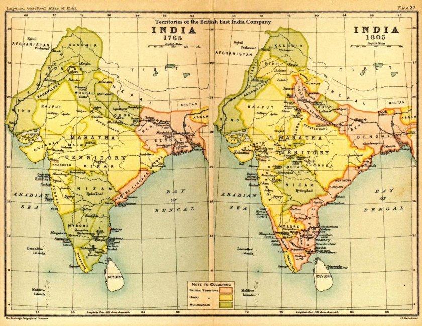 India The British Colony