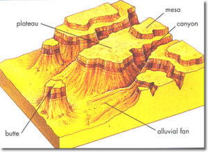 Major Landforms of the Earth 5