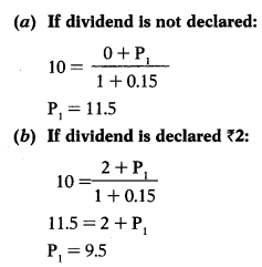 Dividend Policy – Financial Management MCQ 36