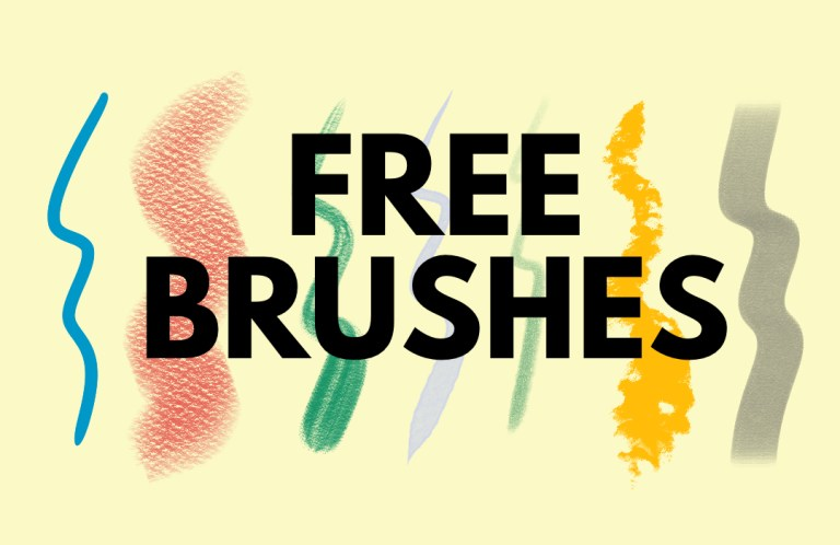 30 Sets of Free Brushes You Can Download Now!